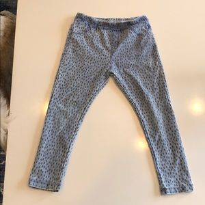 Zara Baby spotted Jegging